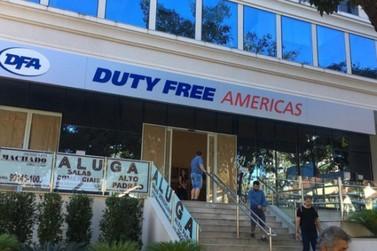 Free shops da Argentina e Brasil tem vantagem, afirma dono do Shopping China