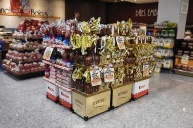 Grupo Muffato estima crescimento de 10%  nas vendas de chocolates na Páscoa