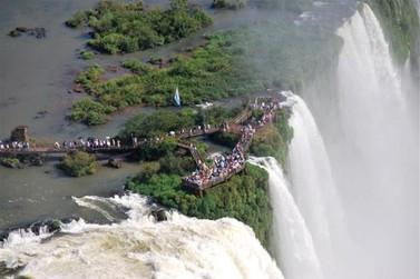 Argentina suspende visitas às Cataratas do Iguaçu por causa do coronavírus