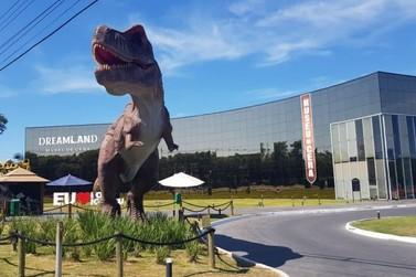 Complexo Dreams Park Show suspende atividades por tempo indeterminado