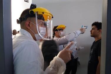 Paraguai implanta medidas preventivas contra coronavírus na Ponte da Amizade