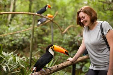 Parque das Aves fecha suas portas por 15 dias a partir desta quarta-feira