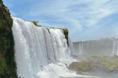 Parque Nacional do Iguaçu será fechado para visitação nesta quarta-feira