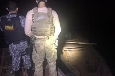 Polícia Federal apreende mais de 60 kg de maconha em Foz do Iguaçu