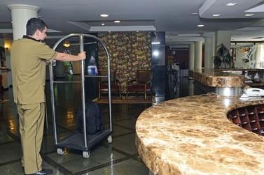 Hotéis, restaurantes e atrativos turísticos preservam mais de 3,2 mil empregos