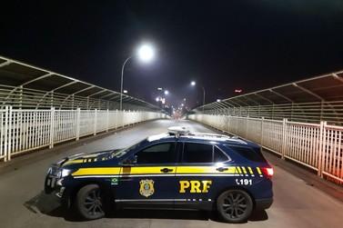 PRF monitora fronteiras do país e apoia ações de saúde durante a pandemia