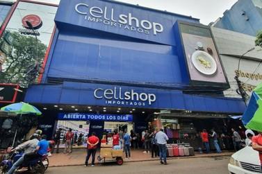 Cellshop irá inaugurar a maior loja franca de Foz do Iguaçu no Catuaí Palladium