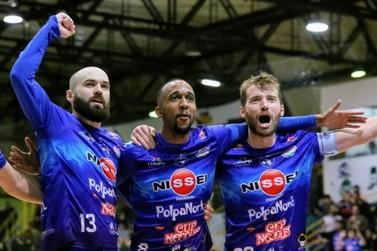 Foz Cataratas Futsal deve retornar às quadras no dia 22 de agosto, no Paranaense