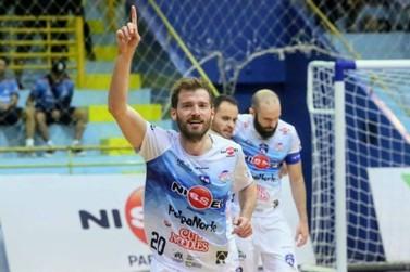 Liga Nacional de Futsal tem novo formato e Foz Cataratas pode estrear em agosto