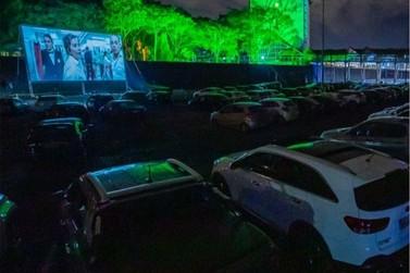 Cine Cataratas divulga a programação do segundo final de semana do Cine Drive-in