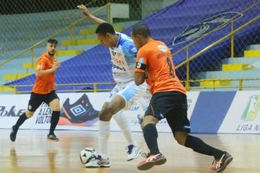 Foz Cataratas perde para o Carlos Barbosa na estreia da Liga Nacional de Futsal