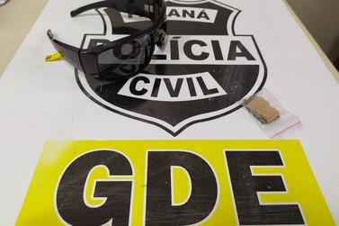Polícia Civil prende em flagrante no centro, dupla de estrangeiros por furto