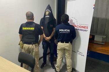 Brasileiro com mandado de prisão é deportado do Paraguai e entregue à PF