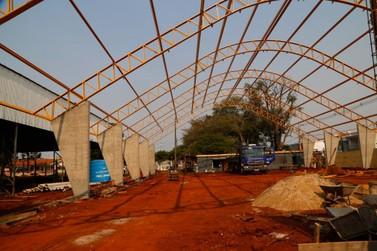 Colégio estadual mais antigo de Santa Terezinha de Itaipu ganha nova estrutura