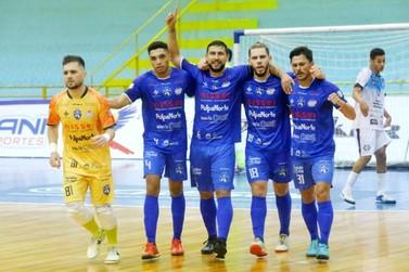 Foz Cataratas cede empate ao Medianeira nos segundos finais na Liga Paraná