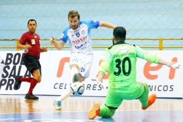 Foz Cataratas encara o Joinville buscando a recuperação na Liga Nacional