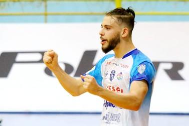Jogando fora de casa, Foz Cataratas vence o Toledo pela Liga Futsal Paraná