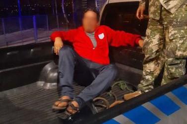 Paraguaio é preso na Ponte da Amizade ao tentar atravessar com moto roubada