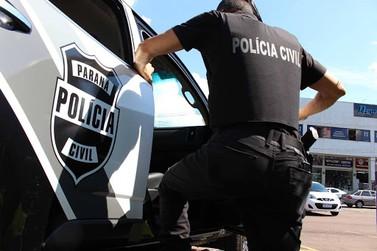 Polícia Civil cumpre dois mandados de prisão em Santa Terezinha de Itaipu