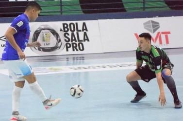 Sem vencer na Liga Nacional, Foz Cataratas sofre a terceira derrota seguida