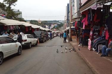 Situação econômica se torna cada vez mais insustentável em Ciudad del Este