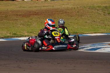 Campeonato Citadino de Kart será reiniciado neste final de semana no Adrenakart