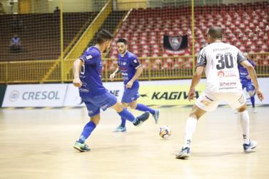Foz Cataratas Futsal empata fora de casa com o Campo Mourão pela Série Ouro