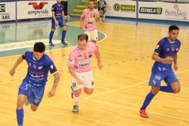Foz Cataratas sofre primeira derrota no Campeonato Paranaense da Série Ouro