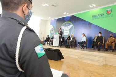 Governo do Paraná anuncia mais quatro colégios cívico-militares no município