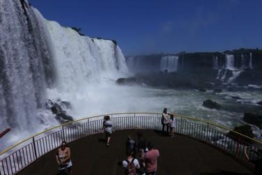 Parque Nacional do Iguaçu amplia atendimento e redobra cuidados no feriadão
