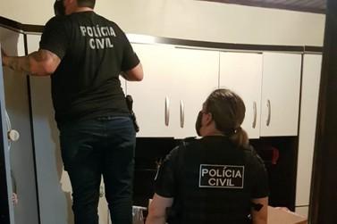 Polícia Civil prende dois suspeitos de venda de medicamentos abortivos