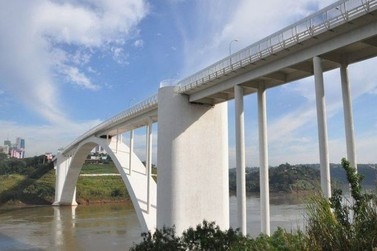 Ponte da Amizade contará com plataforma térmica para controle migratório