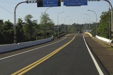 Reabertura da fronteira com a Argentina pode ser anunciada até final de outubro