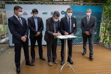 ABIN participou do lançamento de novas tecnologias na Tríplice Fronteira