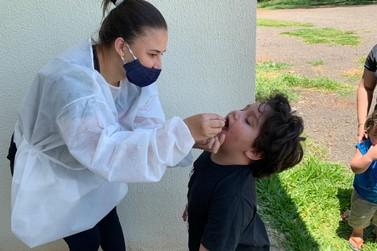 Cobertura continua baixa mesmo após campanhas de vacinação em Foz do Iguaçu