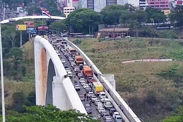 Diretor de Saúde do Paraguai descarta novo fechamento da Ponte da Amizade
