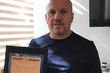 Foz Cataratas Futsal anuncia novo treinador para a sequência da temporada