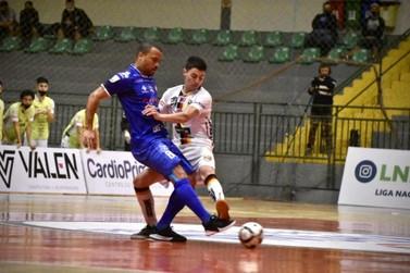 Foz Cataratas vence o Blumenau e agora enfrenta o Corinthians pela Liga Nacional