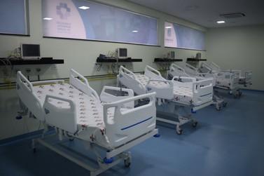 Hospital Municipal de Foz do Iguaçu implanta mais quatro leitos de UTI Covid