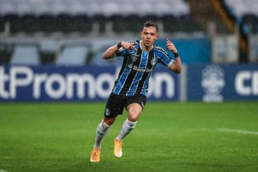 Jogador de Foz do Iguaçu que atua no Grêmio é destaque no Esporte Espetacular