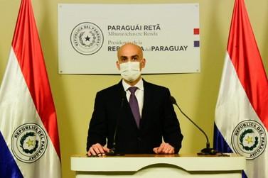 Lei no Paraguai vai exigir uso de máscaras tanto em locais abertos e fechados