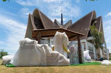 Natal de Luzes trará magia mapeada para a Catedral Nossa Senhora de Guadalupe