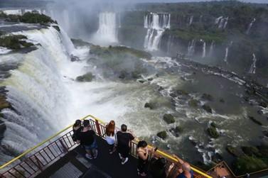 Parque Nacional do Iguaçu abrirá uma hora mais tarde no domingo, 15 de novembro