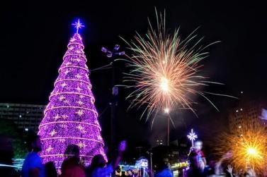 Praça da Paz se transformará em uma grande Vila de Natal em dezembro