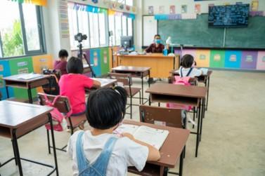 Prefeitura autoriza a retomada de aulas presenciais em escolas particulares