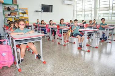 Rematrículas na Rede Municipal de Ensino começam na próxima segunda-feira