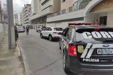 Foragido da Delegacia de Homicídios de Foz do Iguaçu é preso em Santa Catarina