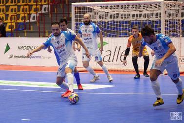 Foz Cataratas Futsal perde para o Umuarama e está fora da final do Paranaense