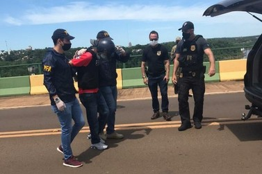 PF escolta brasileiro preso na Argentina para cumprir pena no Rio Grande do Sul
