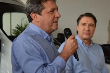 Prefeito Chico Brasileiro conversa com Giacobo sobre perfil do novo governo